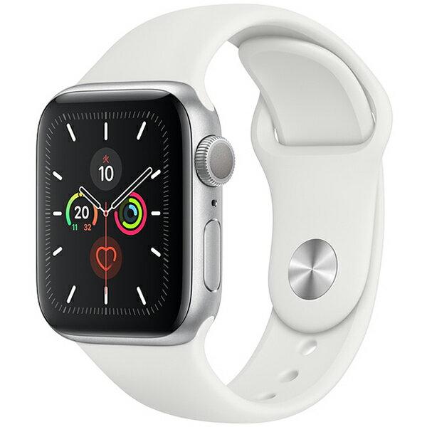 腕時計, スマートウォッチ APPLE MWV62JA Series 5 GPS 40mm Apple Watch