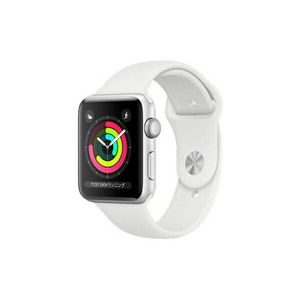 腕時計, スマートウォッチ APPLE MTF22JA Series 3 GPS 42mm Apple Watch