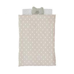 KATOJI 日本製 ぜんぶ洗えるミニ布団セット(グレードット) 05002