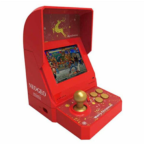 テレビゲーム, その他 SNK NEOGEO mini Christmas Limited Edition