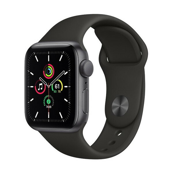 スマートフォン・タブレット, スマートウォッチ本体 APPLE MYDP2JA SE GPS 40mm Apple Watch
