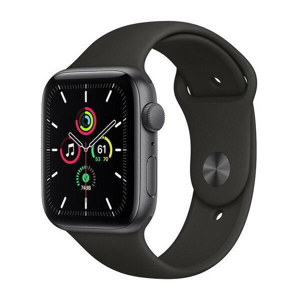 スマートフォン・タブレット, スマートウォッチ本体 APPLE MYDT2JA SE GPS 44m Apple Watch