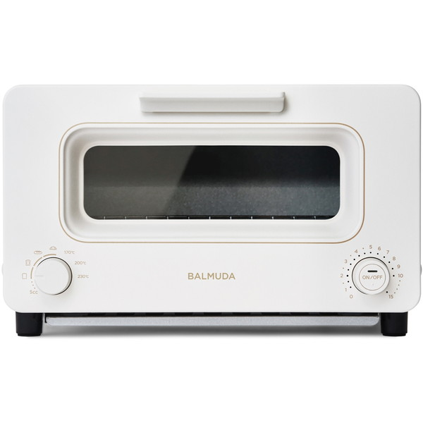 BALMUDA K05A-WH ホワイト The Toaster [オーブント−スター]