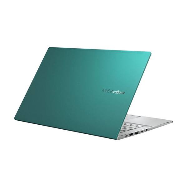 ASUSM533IA-BQ0GRTSガイアグリーンVivoBookS15[ノートパソコン15.6型/Win10Home/Office搭載]Ryzen大画面薄型軽量狭額ベゼルハイパフォーマンスOFFICESSDWifi6harmankardon長時間バッテリーフルサイズキーボード指紋センサー高速充電TypeC拡張性