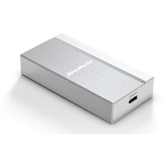 AVERMEDIA BU110 UVCキャプチャーデバイス ビデオキャプチャー 1080p60対応 アバーメディアテクノロジーズ