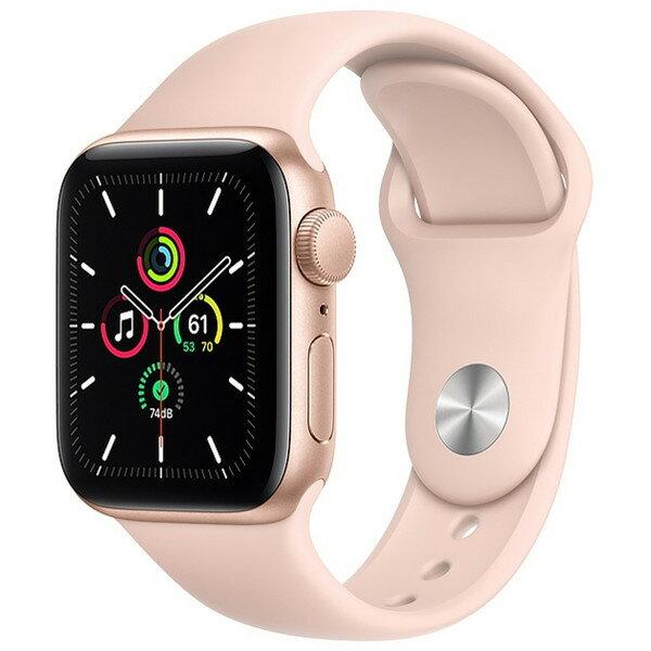 スマートフォン・タブレット, スマートウォッチ本体 APPLE MYDN2JA SE GPS 40mm Apple Watch