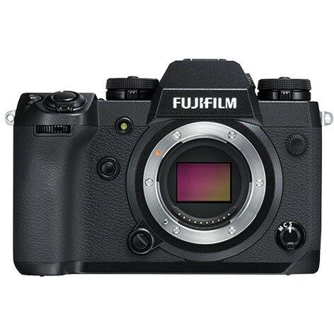 デジタルカメラ, ミラーレス一眼カメラ  FUJIFILM X-H1 X (2430)