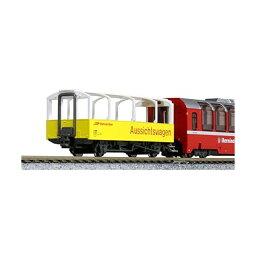 カトー 10-1656 レーティッシュ鉄道〈ベルニナ急行(新ロゴ)〉増結セット(4両)