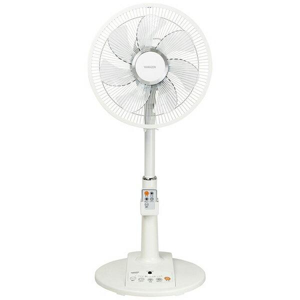 山善 YLX-LD306 [リビング扇風機 (DCモーター搭載/リモコン付き)]
