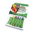 アーテック フェイスペイント スポーツ 6色セット