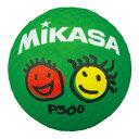 MIKASA P500 [プレイグラウンドボール ゴム 緑]