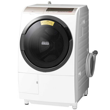 【送料無料】日立 BD-SV110CL シャンパン ビッグドラム [ななめ型ドラム式洗濯乾燥機 (11kg) 左開き] 【代引き・後払い決済不可】【離島配送不可】