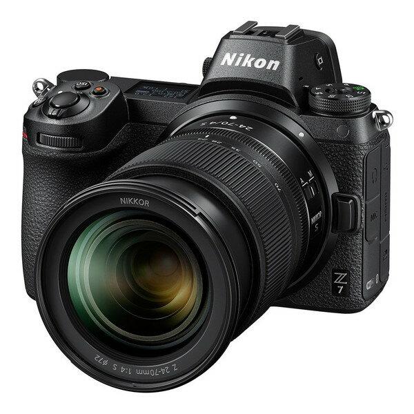 デジタル一眼レフカメラ「Nikon Z7」
