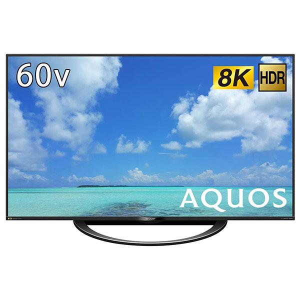 TV・オーディオ・カメラ, テレビ SHARP 8T-C60AW1 AQUOS 60VBS110CS 8K LED