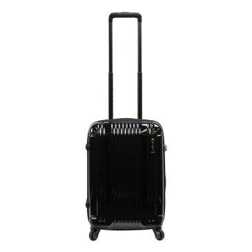 【送料無料】BERMAS CONNECT ファスナー48c(スーツケース) 60280-10 ブラック 【LCC機内持込対応可】 容量:34L