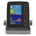 【送料無料】HONDEX PS-611CN 5型ワイドポータブルGPS内蔵プロッター魚探