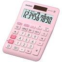 CASIO(カシオ) MW-100TC-PK ピンク [電卓(10桁・W税率計算対応)]