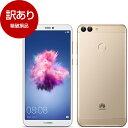 【送料無料】【箱破損品】Huawei NOVA LITE 2/GOLD ゴールド [SIMフリースマ