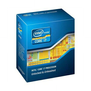 Intel Core i7-3770K BOX [Intel Core i7 3.50GHz 8M Cache LGA1155]【送料無料】Intel Core i7...