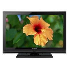 REGZA 32V型 液晶テレビ:選び抜かれた高性能を疑縮。シンプルレグザ。TOSHIBA 32A1L