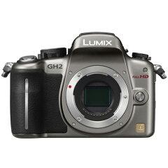 小型・軽量ボディに高画質と高性能を凝縮!フルハイビジョンムービー一眼『LUMIX GH2』 ボディ(...