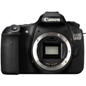 快適な操作性と精悍なデザインのコンパクトなボディー!デジタル一眼レフカメラ EOS 60D ボディC...