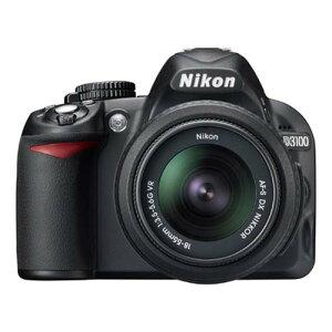 「D3100」と標準ズームレンズ「AF-S DX NIKKOR 18-55mm f/3.5-5.6G VR」のレンズキット【送料無...