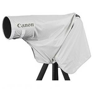 EOS DIGITAL/EOS※用レインカバー。レンズフード併用を推奨。※EOS IX E/IX 50を除く。CANON ...