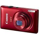 薄さ約19.5mmのボディに広角24mm&光学5倍ズームレンズを搭載Canon IXY 410F(レッド)CANON IX...