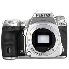 【発売前予約~発売後3日以内のお届けとなります。】PENTAX K-5 Limited Silver:世界限定1,500...