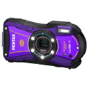 PENTAX Optio WG-1 パープル:肉眼では見えない世界を手軽に撮影。PENTAXだけのデジタル顕微鏡モ...