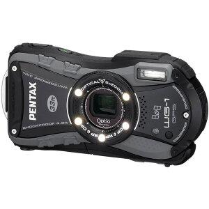 PENTAX Optio WG-1 GPS グレー:GPS機能を新たに内蔵PENTAX Optio WG-1 GPS グレー