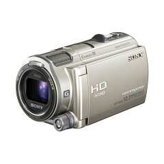 ソニー メモリースティック+SD+64GBメモリー内蔵フルハイビジョンビデオカメラ ハンディカム HD...