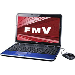 こだわり機能を軽やかにまとった高性能ノートPC。LIFEBOOK AH77/D FMVA77DLFUJITSU FMVA77DL