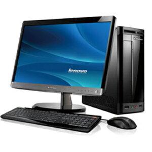 スリムな筐体デザインの省スペース・デスクトップPCLenovo H330 11851GJ【送料無料】Lenovo(旧I...