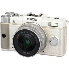 デジタル一眼の進化系。ナノ一眼、はじまる。ペンタックス デジタル一眼カメラ PENTAX Q レンズ...