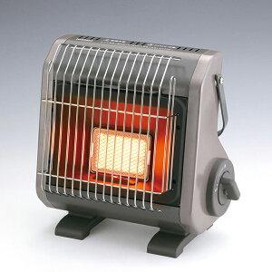 カセットガスで暖房が新しい。屋内「カセットガスストーブ」1本で、約3時間20分ポカポカ!イワ...