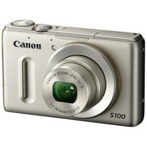 CANON PowerShot S100 SL [パワーショット シルバー]【送料無料】CANON PSS100(SL)