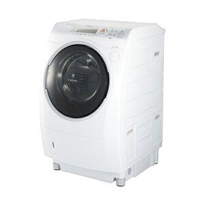 TOSHIBA TW-Z9200R-WS [ななめ型ドラム式洗濯乾燥機(9.0kg) 右開き・ホワイトシルバー ヒート...