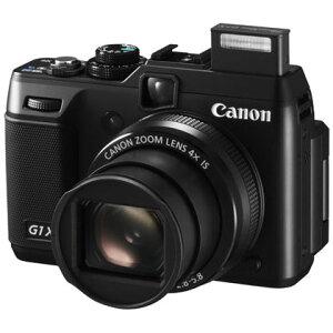 CANON PowerShot G1 X [コンパクトデジタルカメラ]【送料無料】CANON PowerShot G1 X [コンパク...