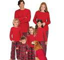 クリスマスパジャマ 親子ペア パジャマ クリスマス元素 ルームウェア サンタ サンタクロース クリスマスイブ 家族お揃い ナイトウェア プレゼント チェック柄 パジャマ カップル・・・