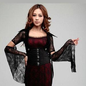 ハロウィン バンパイア 吸血鬼 魔女 コスプレ コスチューム 衣装 仮装 ファンタジードレス ディ...