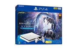 """【セール中】PlayStation 4 """"モンスターハンターワールド: アイスボーンマスターエディション"""" Starter Pack White"""