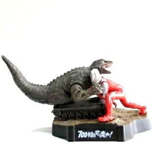 中古 ウルトラ怪獣名鑑ウルトラマン&ウルトラセブン3rdSEASONEPISODES700キロを突っ走れ ウルトラセブン対恐竜