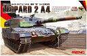 モンモデル 1/35 ドイツ軍 主力戦車 レオパルト 2 A...