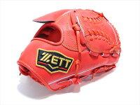 野球ゼットZETTプロステイタス軟式グラブ投手用ディープオレンジ日本製BRGB-30921【型付け無料】