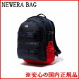 NEWERA バッグ ニューエラ CARRIER PACK バックパック BACKPACK (リュック) 鞄 BAG バッグ 【11321613】 ネイビー レッド