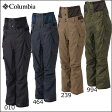 COLUMBIA パンツ スノーボードウェア エクストリームポイントパンツ 16-17 コロンビア EXTREME POINT PANT PM4775 メンズ ユニセックス 限定カラー有り