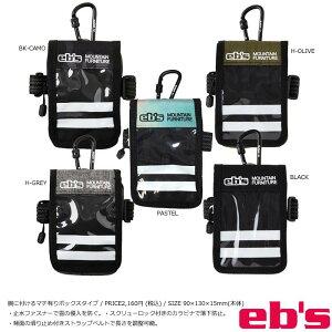 eb's エビス パスケース パスアーム PASS ARM 18-19 スノーボード パスケース PASS CASE ebs リフト券入れ チケットホルダー スノボー 小物 ※メール便可