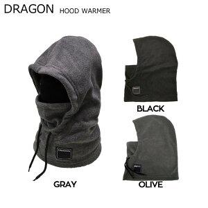 ドラゴン フードウォーマー DRAGON HOOD WARMER 18-19 DRAGON スノーボード用  スノボー 正規品